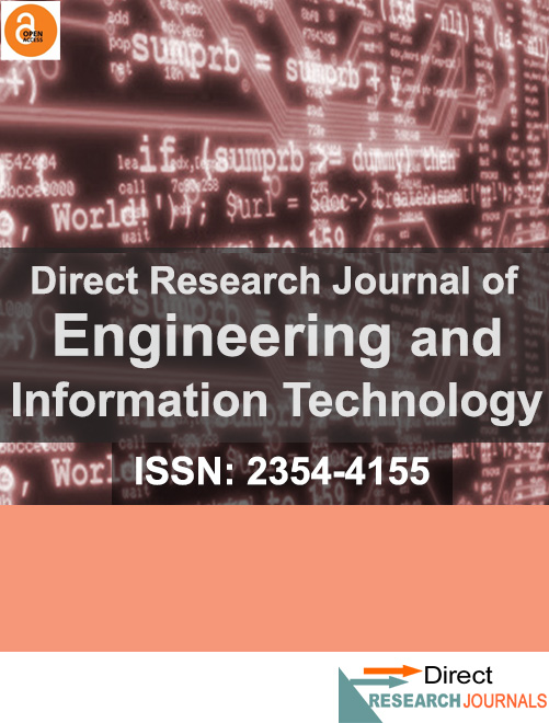 Direct Research Journal of Engineering and Information Technology