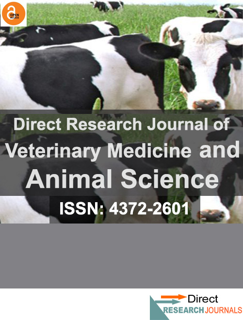 Direct Research Journal of Veterinary Medicine and Animal Science